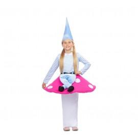 Disfraz de Ride-On Gnomo Infantil