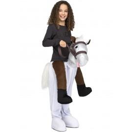 Disfraz de Ride-On Caballo Infantil