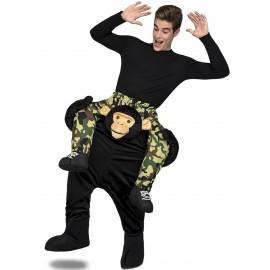Disfraz de Ride-On Mono Adulto