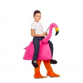 Disfraz de Ride-On Flamenco Infantil