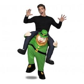 Disfraz de Ride-On St. Patrick Adulto