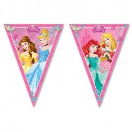 Banderin Princesas Disney