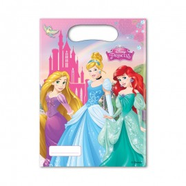 6 Bolsitas Princesas Dream Disney