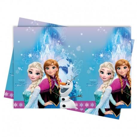 Mantel Frozen cumpleaños y fiestas