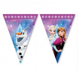 Banderín Cumpleaños Frozen