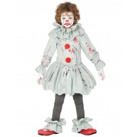 Disfraz de Payaso Loco Infantil