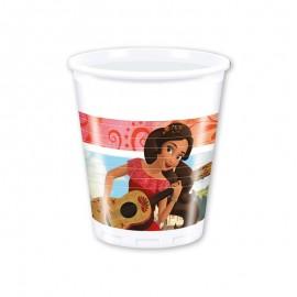8 Vasos Elena de Avalor 200 ml