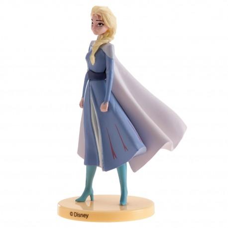 Figura Frozen para Tartas Elsa 9 cm