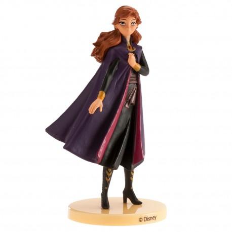 Muñeco Frozen para Tarta Anna 9 cm