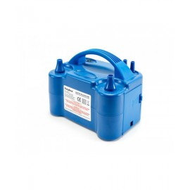 Inflador para globos Eléctrico 680 W 2 Boquillas
