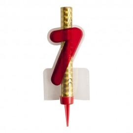 Bengala de Fuente Número 7