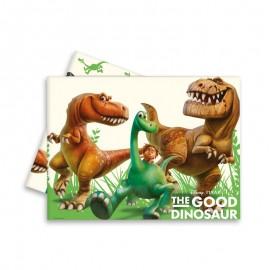 Mantel Plástico Dinosaurios 120 x 180 cm