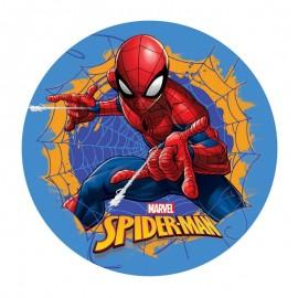 Disco Oblea para Tarta Spiderman 20Cm