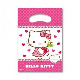 6 Bolsitas para Chuches Hello Kitty