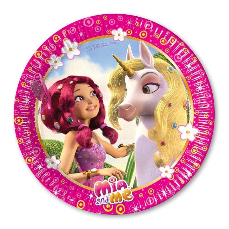 Fiesta infantil tematica mia me cumplea os decoracion for Casa mia decoracion