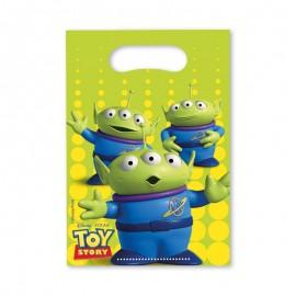 6 Bolsitas para Chuches Toy Story