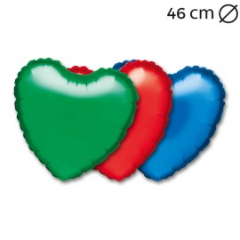 Globo Corazón Foil 46 cm
