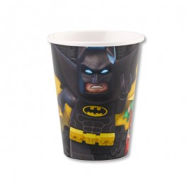 8 Vasos Lego Batman 266 ml