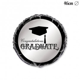 Globo de Graduación Foil 46 cm
