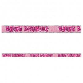Cartel Happy Birthday