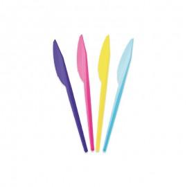 15 Cuchillos de Plástico