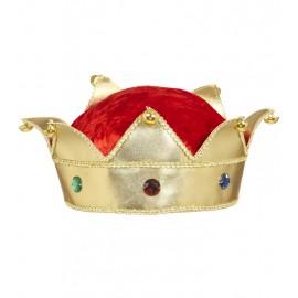 Corona Rey y Reina con Piedras