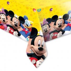 Mantel Mickey Mouse Plástico 120 x 180 cm