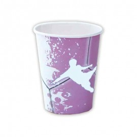 8 Vasos del Real Madrid 266 ml