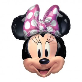 Globo Minnie Mouse Forever Super Shape