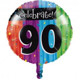 Globo Foil 90 Milestone
