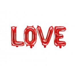 Globos Love Foil 140 x 35 cm