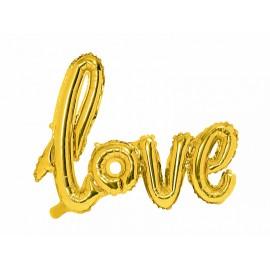 Globo Love Foil 73 x 59 cm