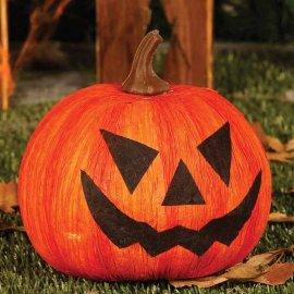 Calabazas Halloween Originales Ideales Para Decorar Y Adornar - Calabaza-hallowen