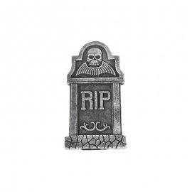 Lápida Calavera con Alas