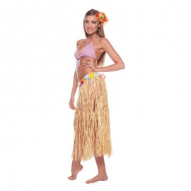 Falda Hawaiana 80 cm