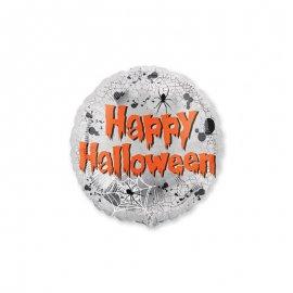 Globo Arañas Happy Halloween