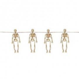 Guirnalda Esqueletos Móviles