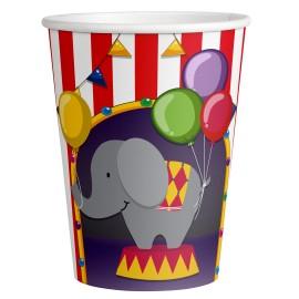 8 Vasos Circo