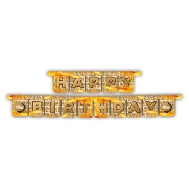 Guirnalda Cerveza Happy Birthday