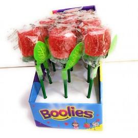 18 Caramelos Boolies Rosas Jelly