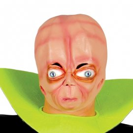 Careta Alien Triste