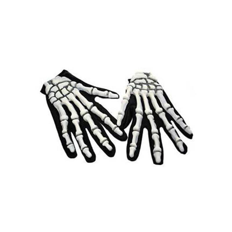 Guantes Mano de Esqueleto Adulto