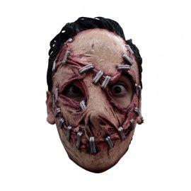Máscara Tortura con Grapas