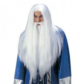 Peluca y Barba de Hechizero