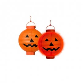 Farolillo Led de Calabaza