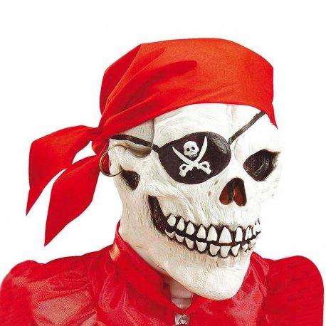 Máscara De Calavera Pirata