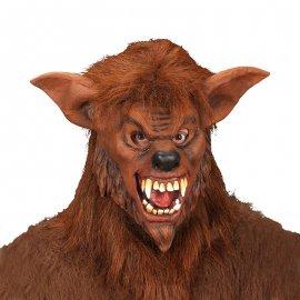 Máscara de Hombre Lobo