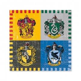 16 Servilletas Harry Potter 25 cm