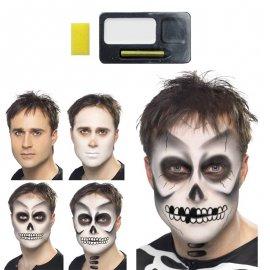 Kit de Maquillaje Esqueleto