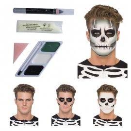 Kit de Pintura Esqueleto 3 Colores